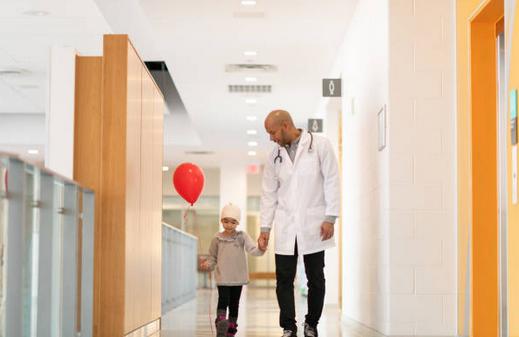 Chercheur cancer des enfants sarcome d'Ewing